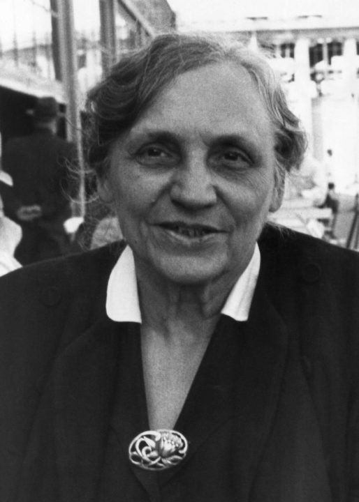 Die Gründerin der AWO Marie Juchacz.