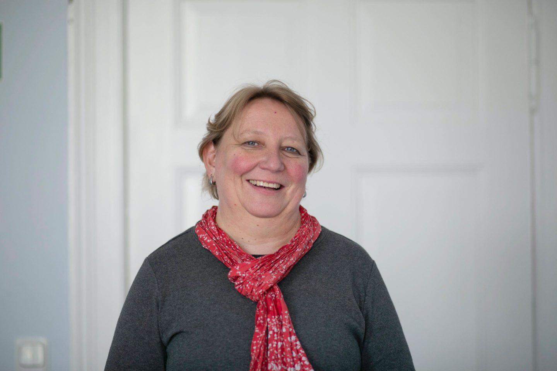 Mandy Schümann, Geschäftsführerin